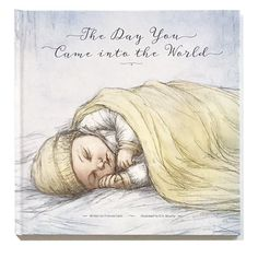 Frances Lalor - The Day You Came Into the World | The perfect gift for new mums and bubs