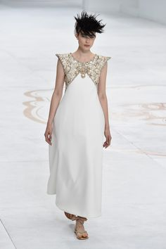Chanel Couture Wedding Gown
