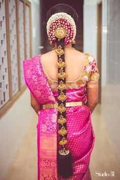 Still searching for the perfect hairdo for your big day? Let these beautiful styles act as your muse that will leave you wanting to be tressed to impress.