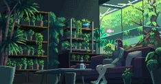 pixel botanical reddit aesthetic imaginarysliceoflife ben