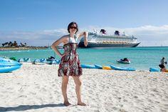 Disney Fantasy Cruise | Western Caribbean | Castaway Cay!