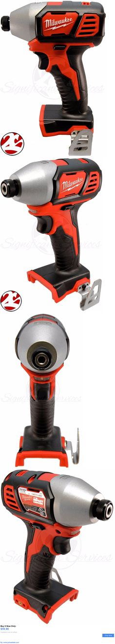 tools: 1 Brand New M18 Milwaukee 2656-20 1/4 Impact Driver Replaces The 2650-20 BUY IT NOW ONLY: $59.99 #priceabatetools OR #priceabate