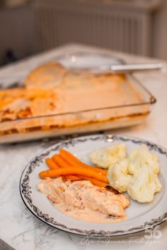 Harissa- och fetalax med soltorkade tomater - 56kilo.se - Recept, inspiration och livets goda