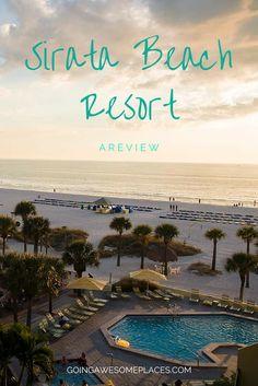 ღღ Sirata Beach Resort Review in St. Pete, Florida