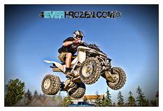 Quadding by on DeviantArt Monster Trucks, Frozen, Deviantart, Facebook, Movie Posters, Photography, Motorbikes, Fotografie, Photography Business