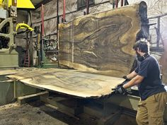 """67"""" wide, 10/4 English Walnut!! Can I hear a """"WOW""""?!!! English Walnut, Wood Slab Table, Wood River, Wood Joints, Woodworking Wood, Bedroom Vintage, Wood Design, Wood Species, Types Of Wood"""
