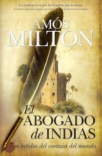 Mis lecturas:  TÍTULO: El abogado de Indias AUTOR: Amós Miltón  ... Best Kindle, India, Blog, My Love, My Favorite Things, Movie Posters, Movies, The World, New Books