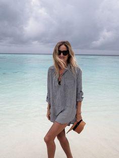 camisa playa