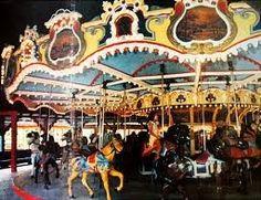 Idora Park Carousel, Youngstown, Ohio