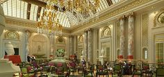 The 258 Roomed Classically Designed Fairmont Grand Hotel Kyiv #AdoreYourDoors