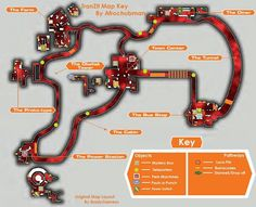 Tranzit map