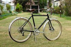 *SURLY* disc trucker complete bike