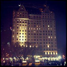 The plaza, NYC