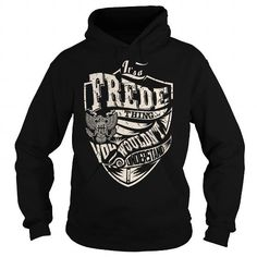 I Love Its a FREDE Thing (Eagle) - Last Name, Surname T-Shirt Shirts & Tees