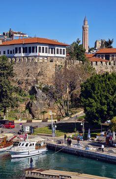 Antalya, Turkey – 2020 World Travel Populler Travel Country Turkey Vacation, Turkey Travel, Side Turkey, Turkish Architecture, Republic Of Turkey, Turkish Design, Leiden, Dream Vacations, Old Town