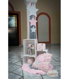 ΣΤΟΛΙΣΜΟΣ ΒΑΠΤΙΣΗΣ ALL STAR Baptism Ideas, Christening, All Star, Toddler Bed, Stars, Frame, Home Decor, Quince Dresses, Sweet Fifteen