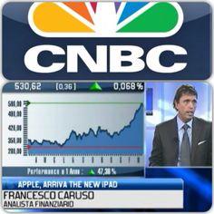 Oggi 30 ottobre, alle h 17.00, potrete seguire #FrancescoCaruso in diretta televisiva su #ClassCNBC, anche in streaming su video.milanofinanza. Canale #Sky 507