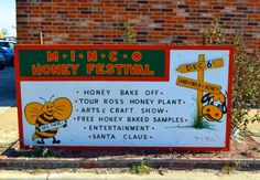 Minco, OK. (HONEY FESTIVAL 12/6/14)