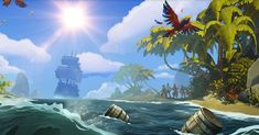 sea of thieves - Google Search