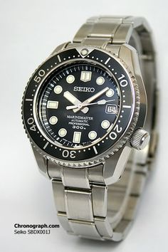 Ah, the holy of holies...the Seiko Marinemaster.