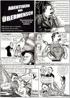 Realismo Socialista: Así hablaba Superman