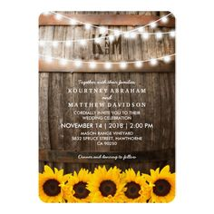 Rustic Wedding Invitations for a rustic country wedding. Choose from rustic barn wood and lace or mason jar designs to find the perfect wedding invitation for you. Winery Bridal Showers, Bridal Shower Party, Bridal Shower Rustic, Bridal Shower Cakes, Graduation Party Invitations, Engagement Party Invitations, Rustic Invitations, Bridal Shower Invitations, Invites