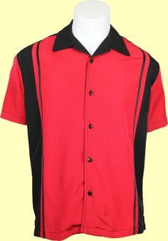 Retro Shirts For Rockabilly, Swing, and Lounge