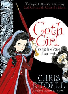 Published by Macmillan. By Chris Riddell.