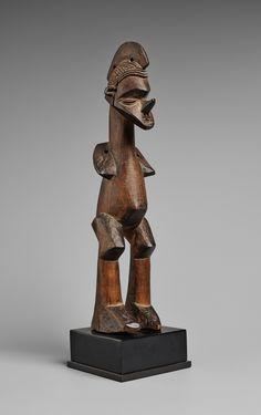 Democratic Republic of the CongoA YAKA FIGURE, Auction 1054 African and Oceanic Art, Lot 66