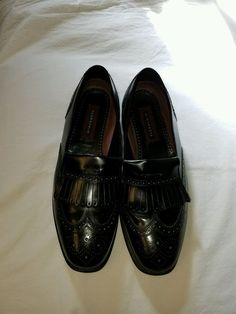 Florsheim 17073-01 Lexington Dress Wingtip Loafer Men's U.S. 10.5 D