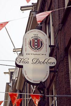 Van Dobben ~ for typical Dutch sandwiches