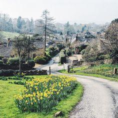 "wanderthewood: "" Stanton, Gloucestershire, England by jo_rodgers """