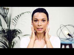 Vichy Slow Âge Gesichtsyoga: 3 Übungen zur Hautstraffung - YouTube