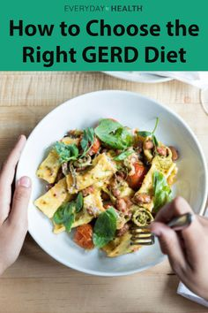 What's the best diet for preventing Dietary changes can significantly reduce heartburn, regurgitation, and other symptoms of GERD. Low Fat Diets, Low Carb Diet, Paleo Diet, Doterra, Healthy Foods To Eat, Healthy Eating, Diet Foods, Bland Diet, Gerd Diet
