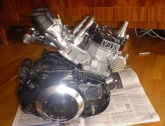 Engineering Works, The Legend Of Heroes, Combustion Engine, Motorcycle Engine, Old Bikes, Racing Motorcycles, Super Bikes, Fuel Injection, Wow Products