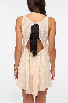 DV By Dolce Vita Cameo Frock Dress  #UrbanOutfitters