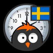 Moji Klockis - Lär dig klockan