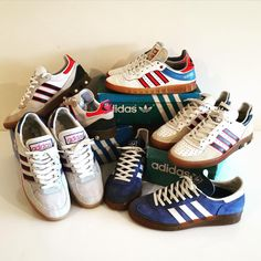 f71a1cf9da94 deadstock utopia on. Adidas VintageHandballAdidas ...