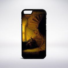 Rembrandt - Philosopher In Meditation Phone Case – Muse Phone Cases