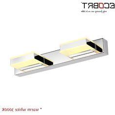 33.00$  Watch here - https://alitems.com/g/1e8d114494b01f4c715516525dc3e8/?i=5&ulp=https%3A%2F%2Fwww.aliexpress.com%2Fitem%2FModern-2-lights-LED-Mirror-Lamp-in-bathroom-8W-Wall-Sconces-Lighting-Fixture-Stainless-Steel-Base%2F32591922965.html - ECOBRT Modern LED Mirror Lamp 2-lights in bathroom 8W Wall Sconces Lighting Fixture Stainless Steel 32cm Long