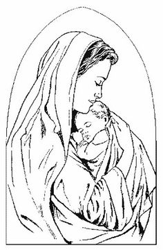 Bird Coloring Pages, Christmas Coloring Pages, Coloring Books, Stained Glass Christmas, Christmas Art, Mother Mary Tattoos, Angel Drawing, Christmas Embroidery Patterns, Stained Glass Patterns