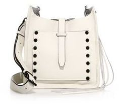 Rebecca Minkoff Small Unlined Leather Feed Bag