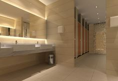 hotel public restroom design - Google Search