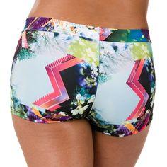 Onzie Sport Short - Prism | {Click to Shop!} #yoga #bikram #fitness #pilates…
