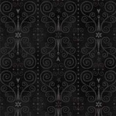 Floral, Angels Among Us, The Buggy Barn by Henry Glass, Angel Fabric, Black Fabric, 01634