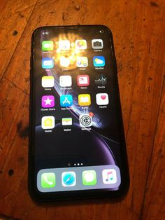 Apple iPhone XR - 64GB - Black (Unlocked) A1984 (CDMA  GSM) - Iphone XR #iphoneXR #XRIphone -  $699.00 End Date: Wednesday Feb-6-2019 18:49:47 PST Buy It Now for only: $699.00 Buy It Now   Add to watch list Iphone Insurance, Latest Iphone, Apple Products, Apple Watch, Apple Iphone, Anna, Tech, Phone Cases, Ebay