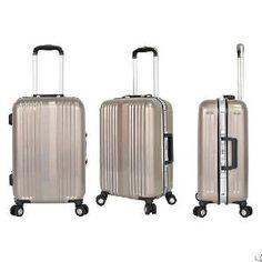 fashion pc trolley luggage
