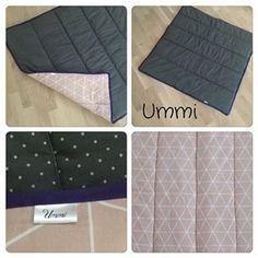 Instagram photo by ummisaaq - Quiltet vatteret tæppe  #byummi #ummiskrea #diy #tæppe #hjemmesyet #hjemmesyning #sy #syning #syselv #sysysy #blanket #sewing