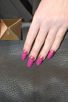 Kate Spade Fall 2013 Nail Trends  #KateSpade #Fall2013 #Fashion #Manicure #Nails #Trends #Fall #2013  www.AZFoothills.com