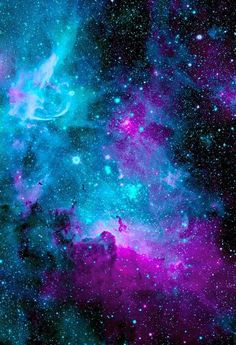 blue nebula - Google Search